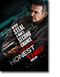 Honest Thief Poster